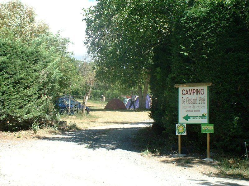 Photo de l'entreprise : Camping le Grand Pré