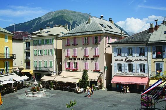 Photo de l'entreprise : Hôtel Restaurant de la Mairie