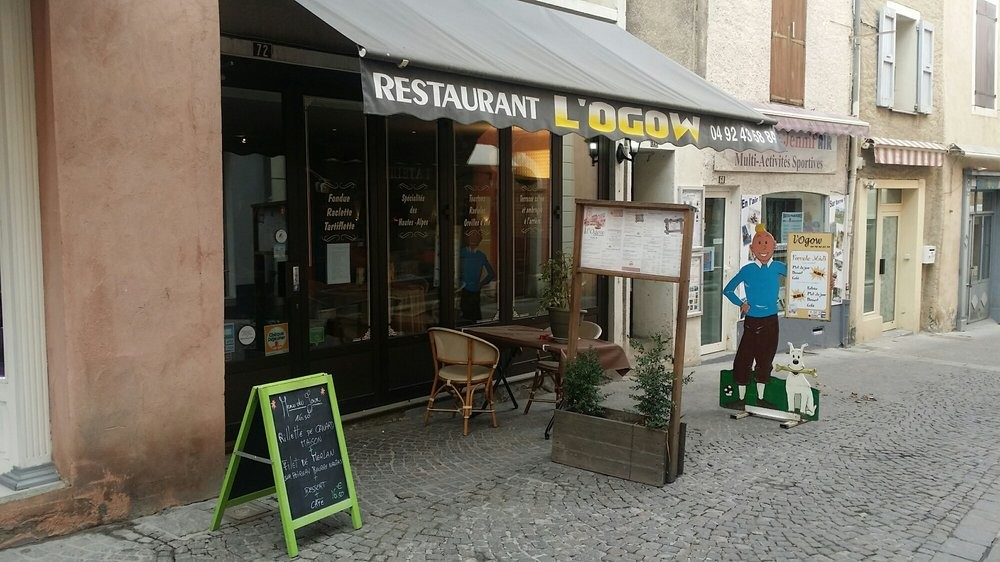 Photo de l'entreprise : Restaurant L'Ogow