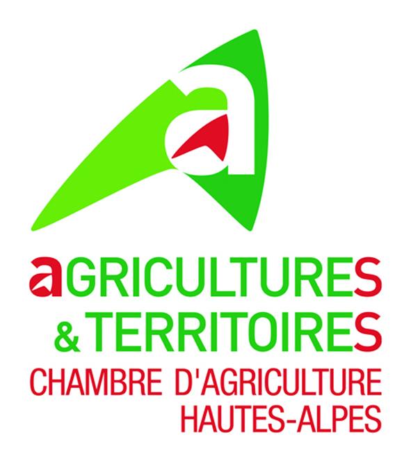 Logo chambre agriculture Hautes Alpes